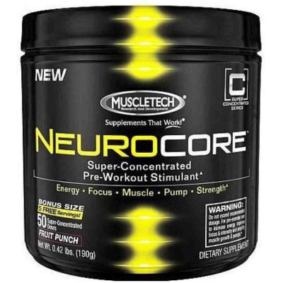 MUSCLE TECH NEUROCORE, 215 г
