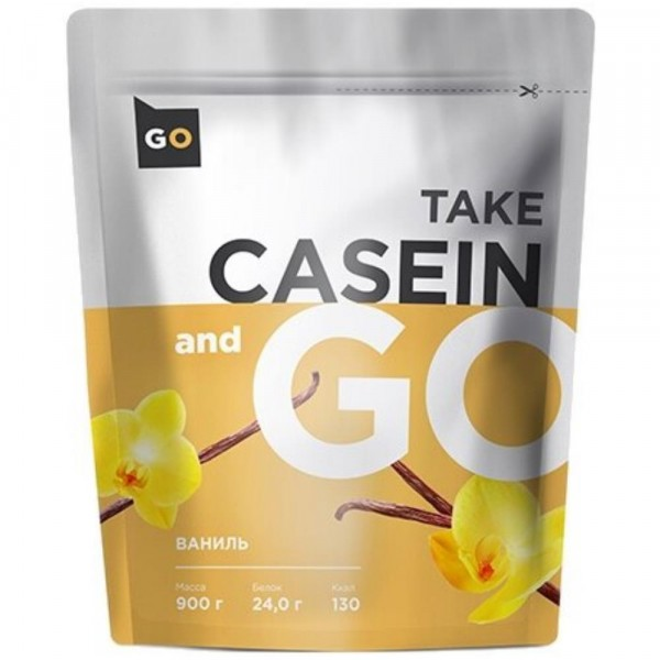 Казеин TAKE AND GO CASEIN, 900 г