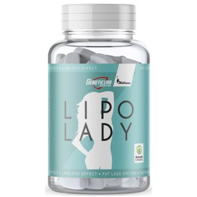 GENETIC LAB LIPO LADY, 30 порций, 120 капсул