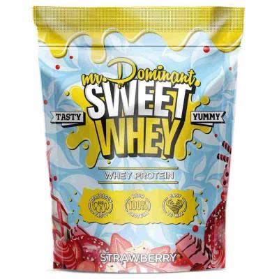 Протеин сывороточный Mr.DOMINANT SWEET WHEY, 900 г, 30 порций