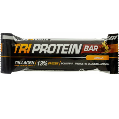 Шоколад IRONMAN TRI PROTEIN BAR, 50 г