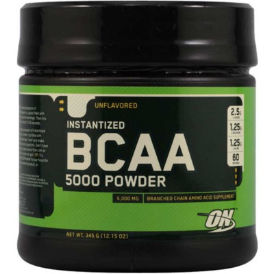OPTIMUM BCAA 5000 INSTANT POWDER, 345 г, 60 порций