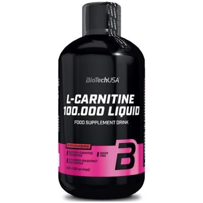 BIOTECH L-CARNITINE 100000 mg, 500 мг