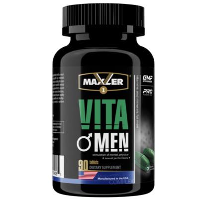 Витаминно-минеральный комплекс MAXLER VITAMEN, 90 таблеток