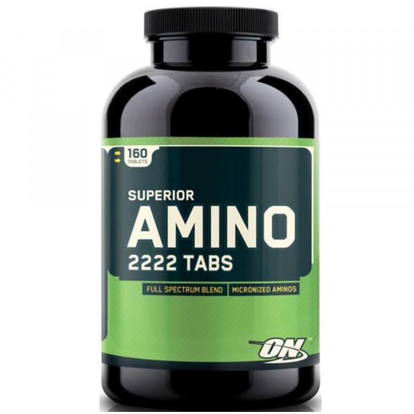 Комплекс аминокислот OPTIMUM AMINO 2222, 160 таблеток