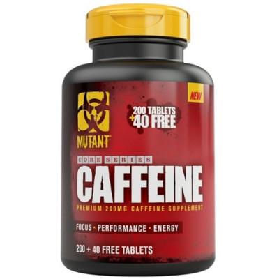Кофеин MUTANT CORE SERIES CAFFEIN, 240 таблеток