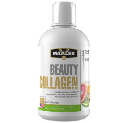 Коллаген MAXLER BEAUTY COLLAGEN, 450 мл