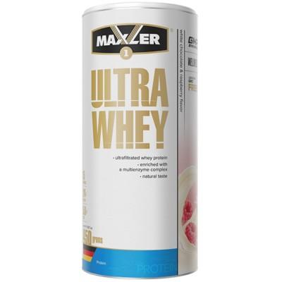 Протеин сывороточный MAXLER ULTRA WHEY, 450 г, 15 порций