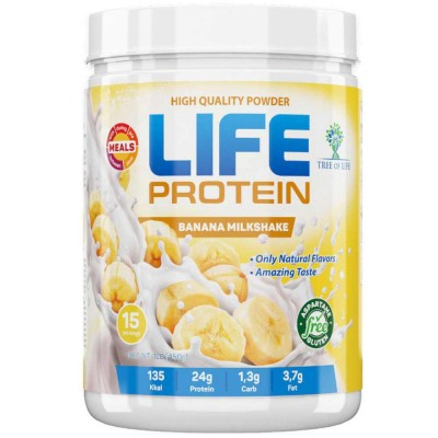 LIFE PROTEIN, 450 г, 15 порций