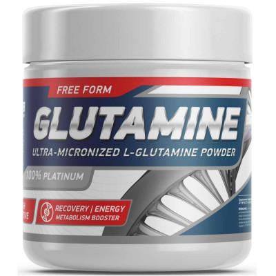 Глютамин GENETIC LAB GLUTAMINE, 300 г / 60 порций