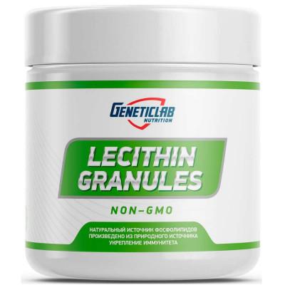 Лецитин GENETIC LAB LECITHIN GRANULES, 200 г \ 40 порций