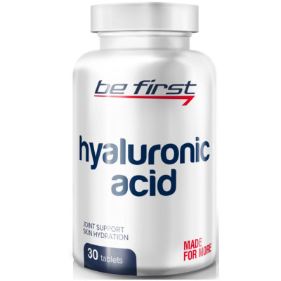 BE FIRST HUALURONIC ACID, 30 таблеток