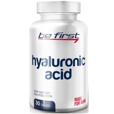 Препарат для связок и суставов BE FIRST HUALURONIC ACID, 30 таблеток