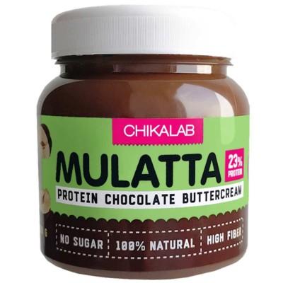 Шоколадная паста с фундуком BOMBBAR CHIKALAB MULATA, 250 г