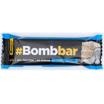 Протеиновый батончик BOMBBAR в шоколаде, 40 г