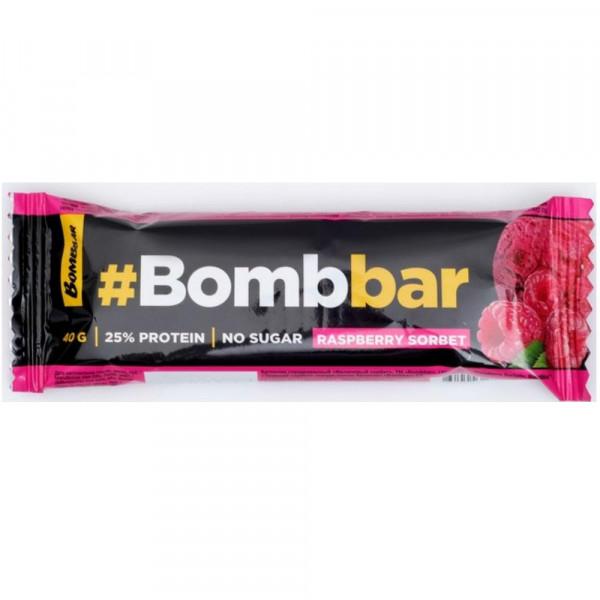 Батончик BOMBBAR протеиновый в шоколаде, 40 г