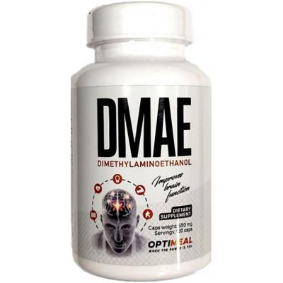 Диметиламиноэтанол OPTIMEAL DMAE, 250 мг