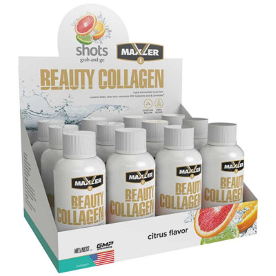 MAXLER BEAUTY COLLAGEN SHOT, 60 мл