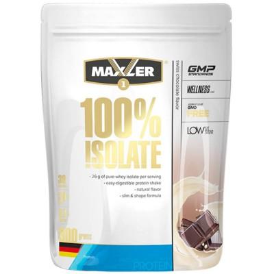 MAXLER WHEY 100% ISOLATE, пакет 900 г \ 30 порций