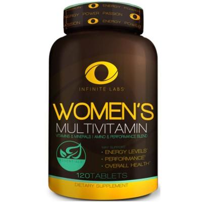 INFINITE WOMENS MULTIVITAMIN, 120 таблеток