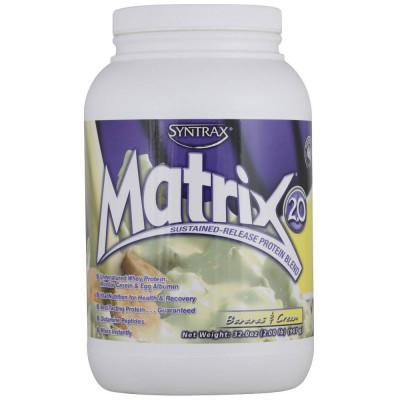 Многокомпонентный протеин SYNTRAX MATRIX 2.0, 907 г