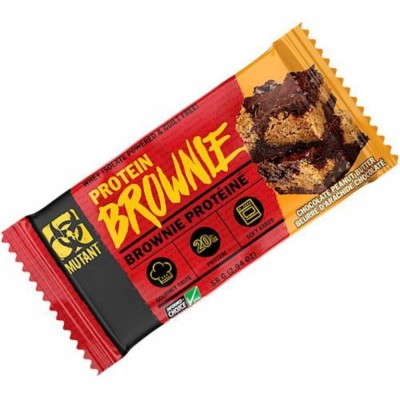 Батончик MUTANT PROTEIN BROWNIE CHOCOLATE, 58 г