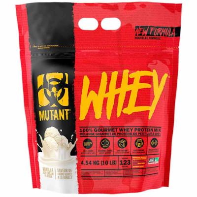 Протеин сывороточный MUTANT WHEY, 4540 г, 122 порции