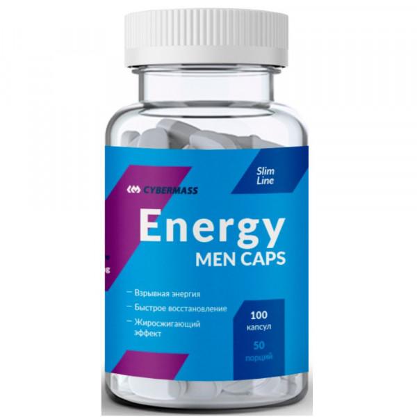 Жиросжигатель CYBERMASS ENERGY MEN, 100 капсул