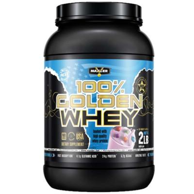 Протеин сывороточный MAXLER GOLDEN WHEY, 908 г, 27 порций