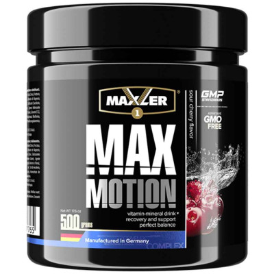 Изотоник MAXLER MAX MOTION, 500 г