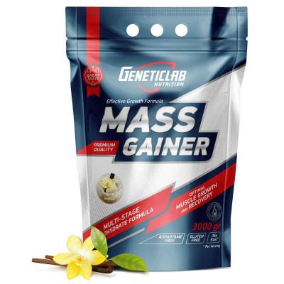 Гейнер GENETIC MASS GAINER, 3000 г, 30 порций