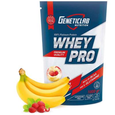 Протеин сывороточный GENETIC LAB WHEY PRO 100%,  2100 г, 70 порций