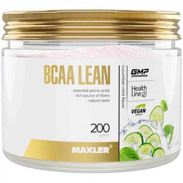 MAXLER BCAA LEAN HEALTH, 200 г, 40 порций