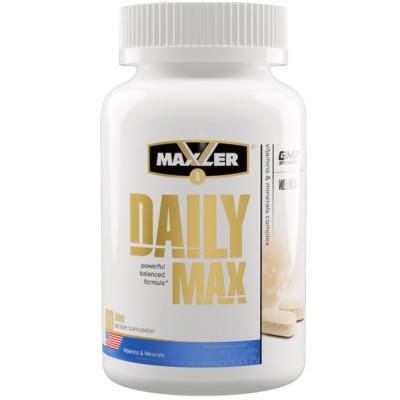 Витаминно-минеральный комплекс MAXLER DAILY MAX, 60 таблеток