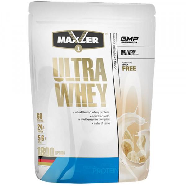 Протеин сывороточный MAXLER ULTRA WHEY, 1800 г, 60 порций