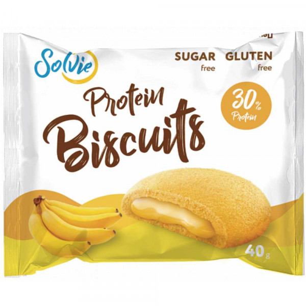 Печенье бисквитное SOLVIE, 40 г
