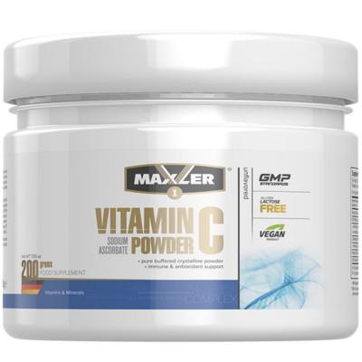Витамин C MAXLER, 200 г