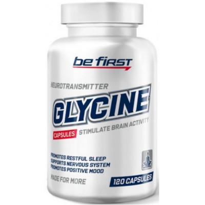 Глицин BE FIRST GLYCINE, 120 капсул