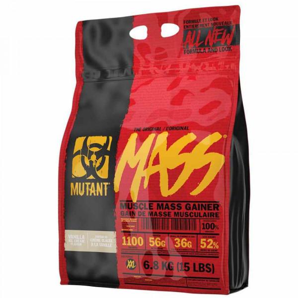 Протеин сывороточный MUTANT MASS, 6800 г, 25 порций