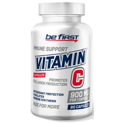 BE FIRST VITAMIN C, 90 капсул