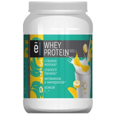 Протеин сывороточный Ё/БАТОН WHEY PROTEIN, 900 г, 30 порций