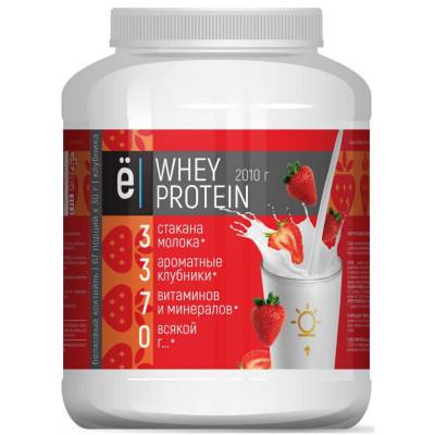 Протеин сывороточный Ё/БАТОН WHEY PROTEIN, 2010 г, 67 порций