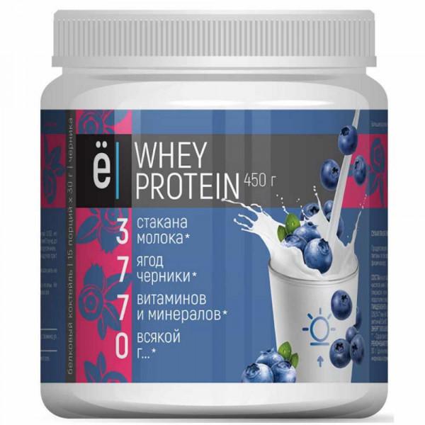 Протеин сывороточный Ё/БАТОН WHEY PROTEIN, 450 г, 15 порций