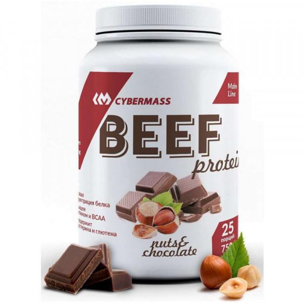 Протеин говяжий CYBERMASS PROTEIN BEEF, 750 г