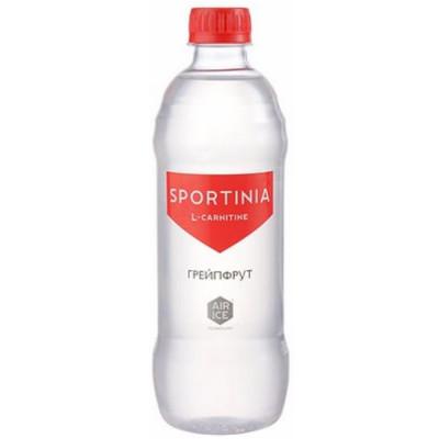 Напиток спортивный SPORTINIA L-CARNITINE, 500 мл