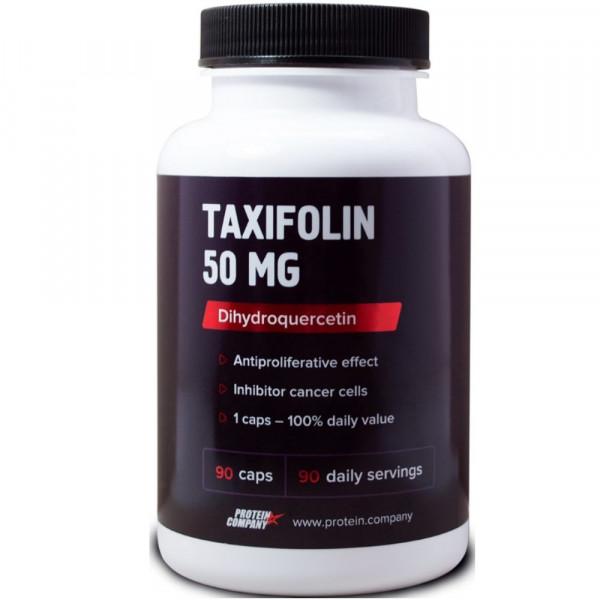 Витаминно-минеральный комплекс PROTEIN COMPANY TAXIFOLIN 50 mg, 90 капсул