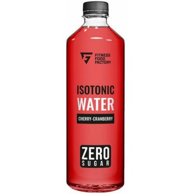 Напиток спортивный FITNESS FOOD FACTORY ISOTONIC WATER, 500 мл
