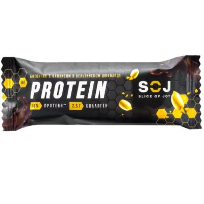 Батончик SOJ PROTEIN протеиновый, 50 г