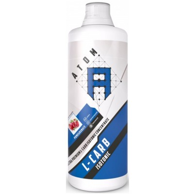 ATOM LOW CORB ISOTONIC CONCENTRATE, 1000 мл