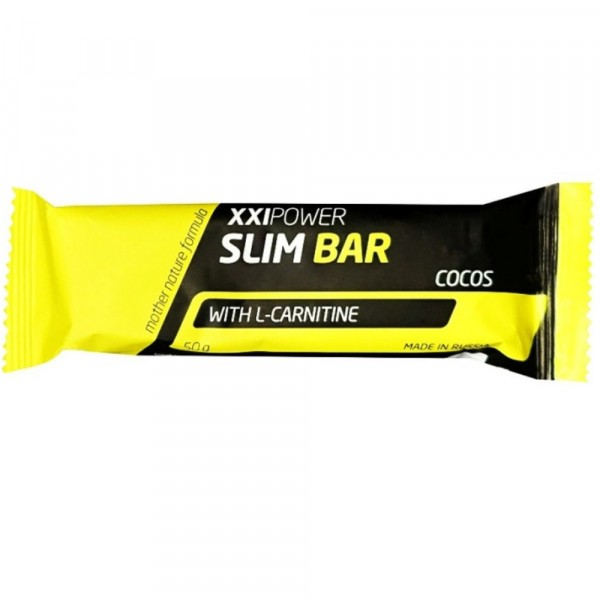 Батончик XXI POWER SLIM BAR, 50 г